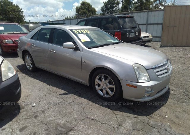 Inventory #147620107 2006 Cadillac STS