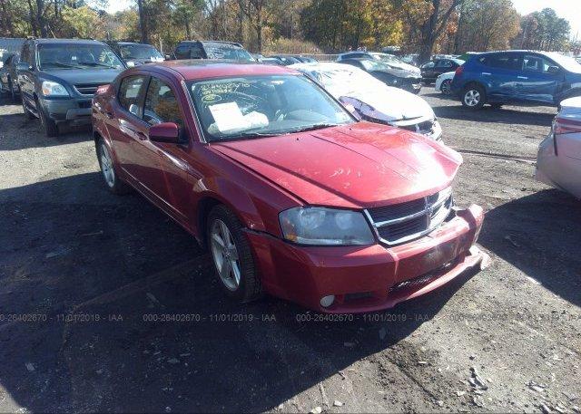 Inventory #756461130 2008 Dodge AVENGER