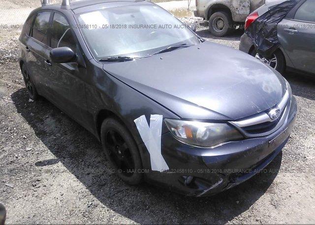 Inventory #482866235 2010 Subaru IMPREZA