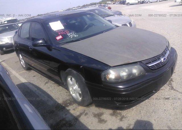 Inventory #735418081 2004 Chevrolet IMPALA