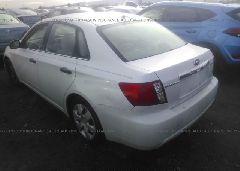 2008 Subaru IMPREZA - JF1GE61608H519042 [Angle] View