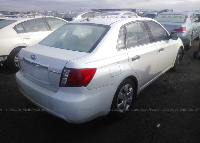 2008 Subaru IMPREZA - JF1GE61608H519042