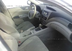 2008 Subaru IMPREZA - JF1GE61608H519042 close up View