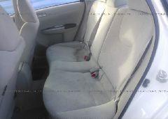 2008 Subaru IMPREZA - JF1GE61608H519042 front view