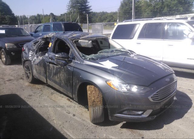 Inventory #352289427 2017 FORD FUSION