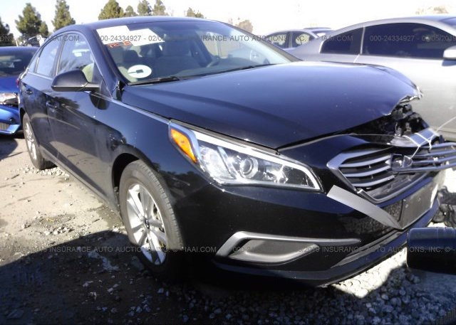 Inventory #565219260 2017 Hyundai SONATA