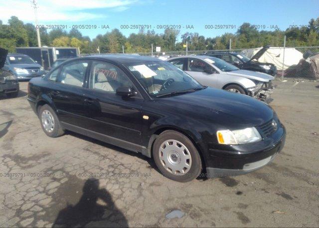 Inventory #945245558 1999 Volkswagen PASSAT