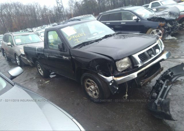 Inventory #289707290 2000 Nissan FRONTIER