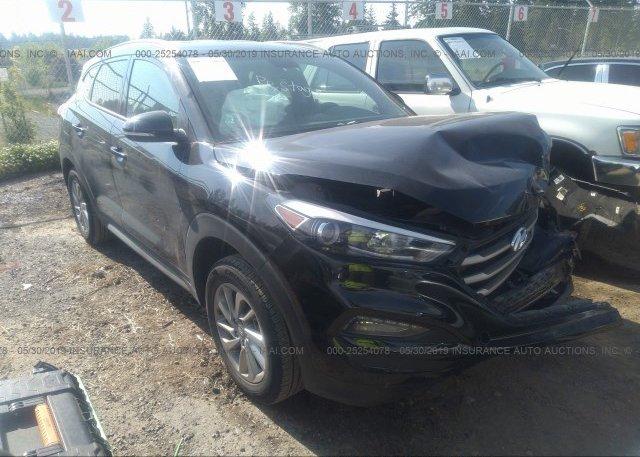 Inventory #709849998 2017 Hyundai TUCSON