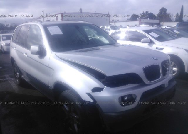 Inventory #956132582 2006 BMW X5