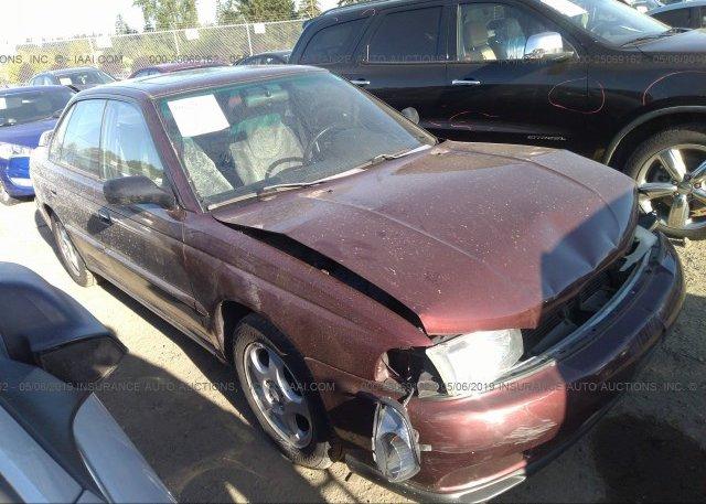 Inventory #984799375 1999 Subaru LEGACY