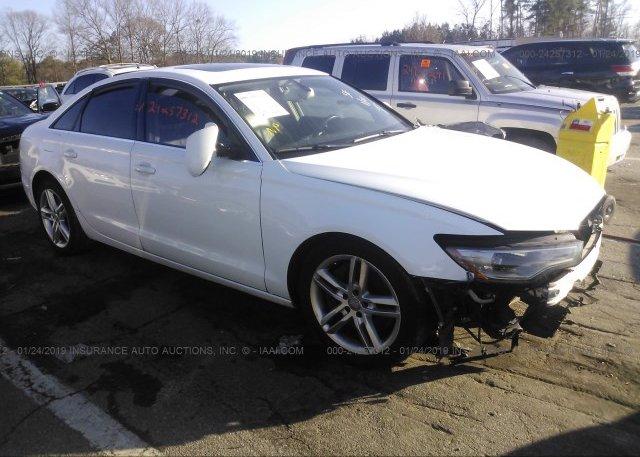 Inventory #504041880 2012 AUDI A6