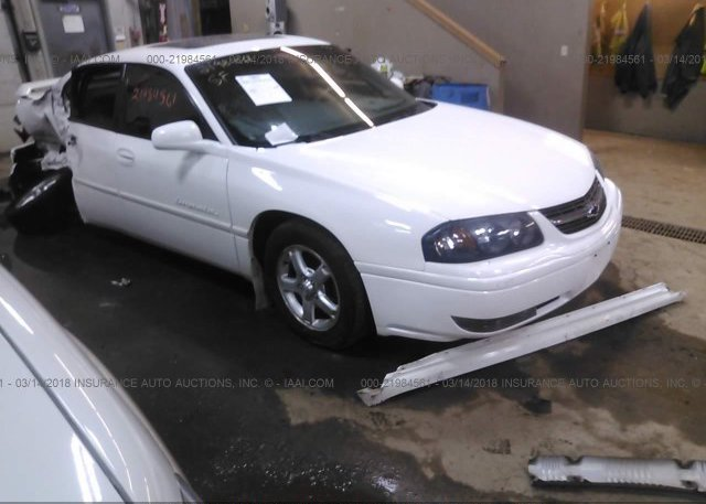 Inventory #208484436 2004 Chevrolet IMPALA