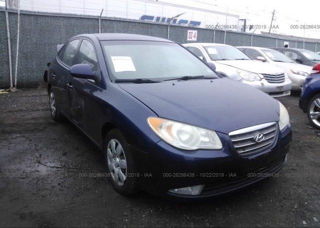 Inventory #318347562 2008 Hyundai ELANTRA