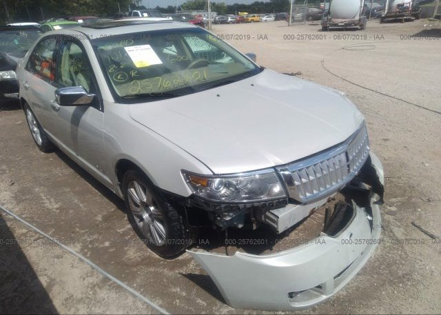 Inventory #778212467 2007 Lincoln MKZ