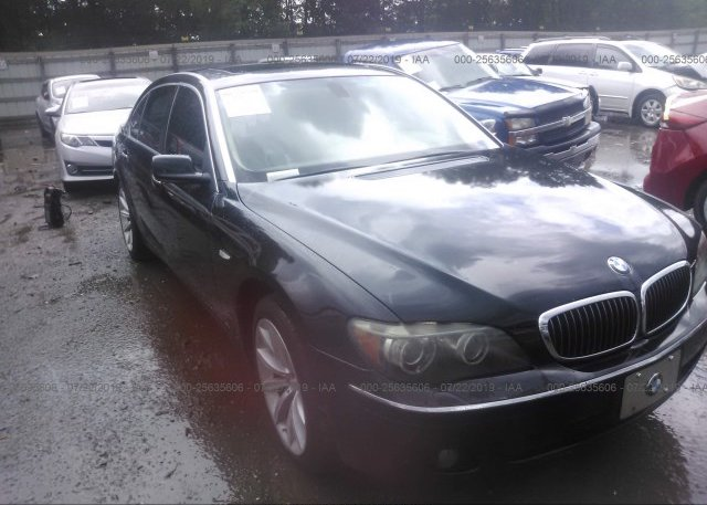 Inventory #125350113 2008 BMW 750