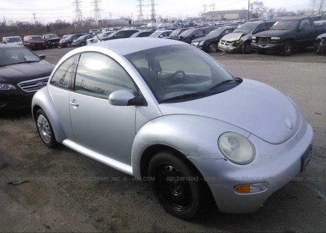 Inventory #487189818 2005 Volkswagen NEW BEETLE