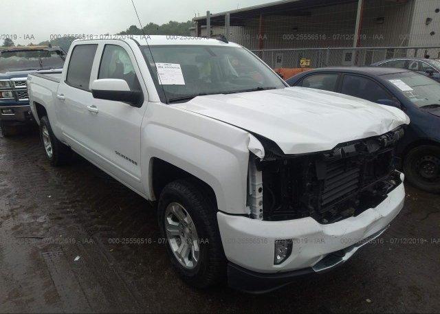 Inventory #998894766 2018 Chevrolet SILVERADO