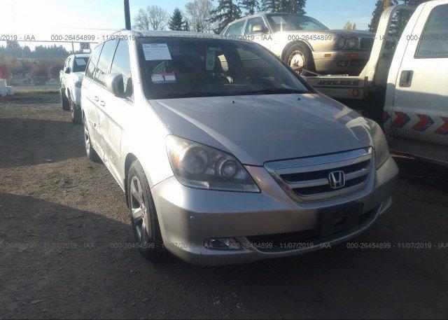 Inventory #892259429 2007 Honda ODYSSEY