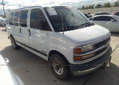 1997 Chevrolet EXPRESS G1500
