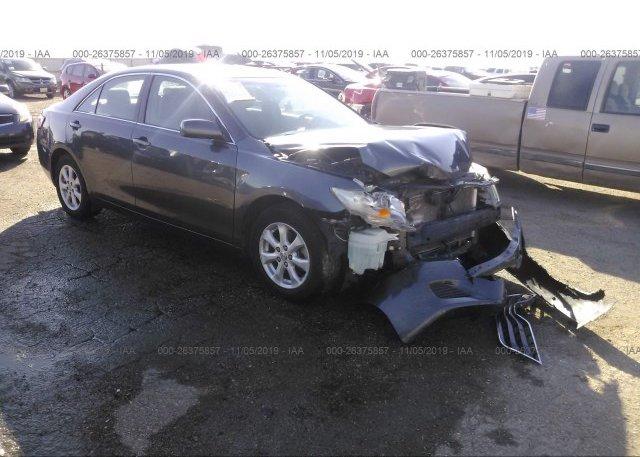 Inventory #827098469 2011 Toyota CAMRY