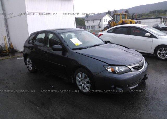 Inventory #125709877 2009 Subaru IMPREZA