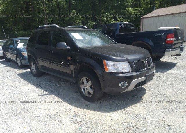 Inventory #404015375 2008 Pontiac TORRENT