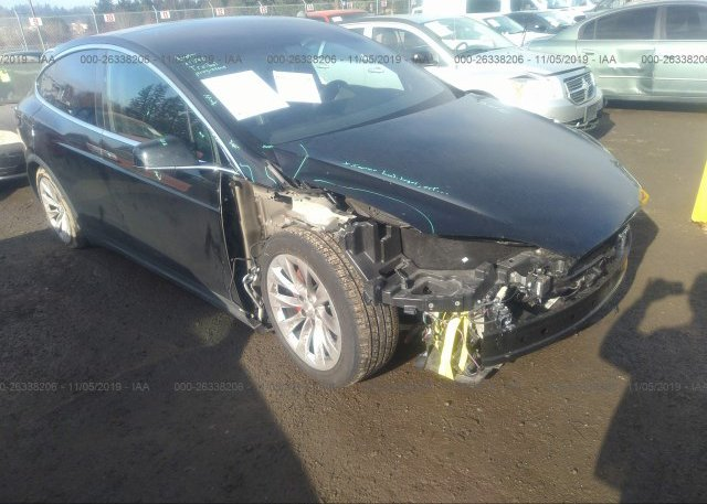 Inventory #261610409 2017 Tesla MODEL X