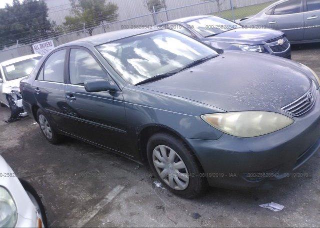 Inventory #591013806 2005 Toyota CAMRY