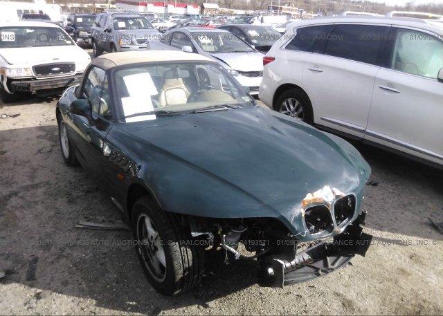 Inventory #305157177 1997 BMW Z3