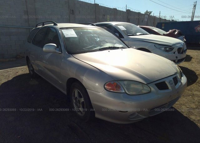 Inventory #849651031 2000 Hyundai ELANTRA