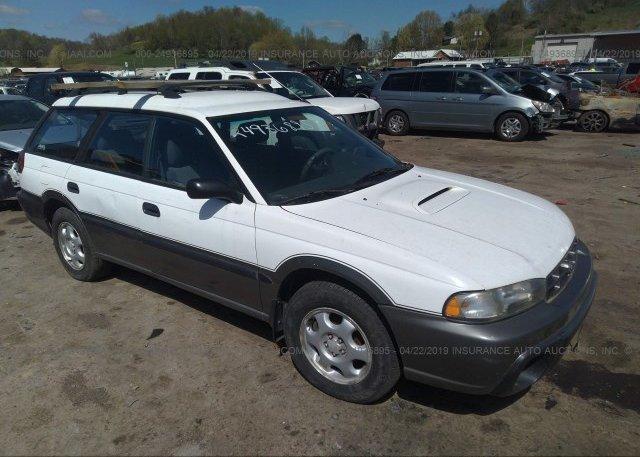 Inventory #962337284 1997 Subaru LEGACY