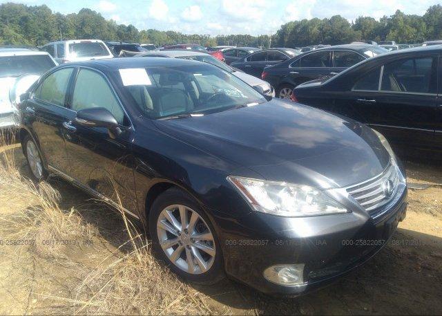 Inventory #158668169 2010 Lexus ES