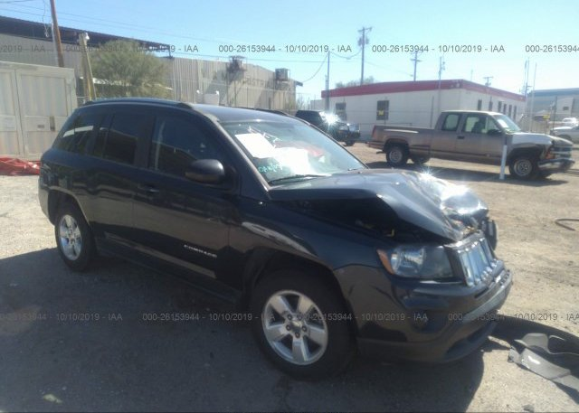 Inventory #697902641 2014 JEEP COMPASS