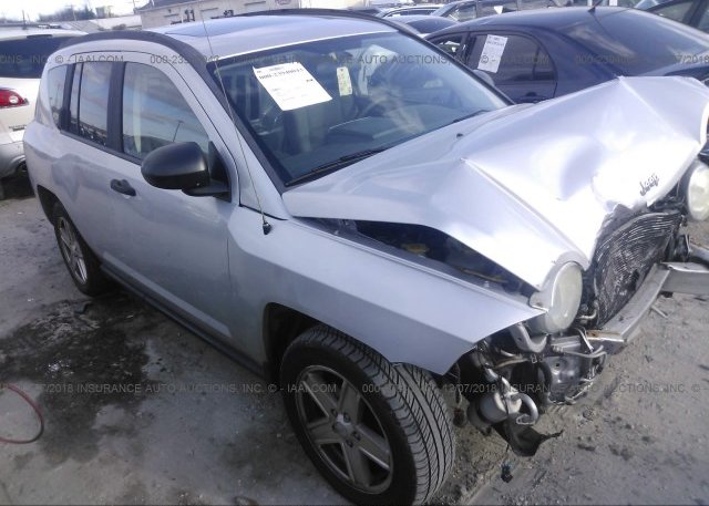 Inventory #270905336 2007 JEEP COMPASS