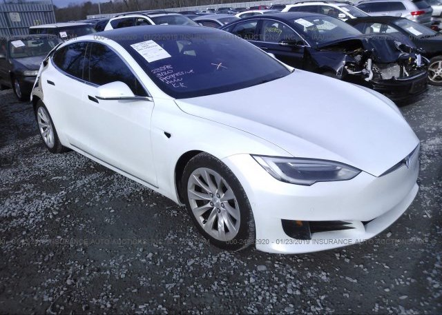 Inventory #182585763 2017 Tesla MODEL S