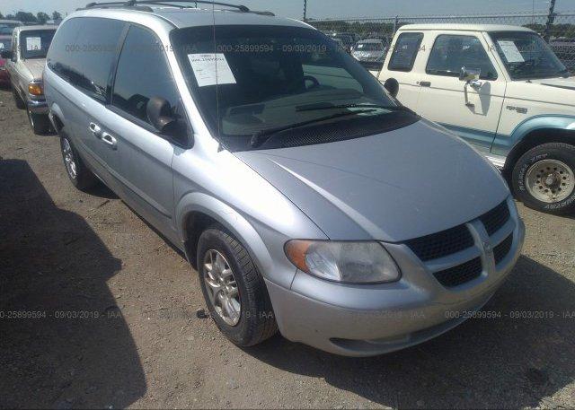 Inventory #934292388 2003 Dodge GRAND CARAVAN