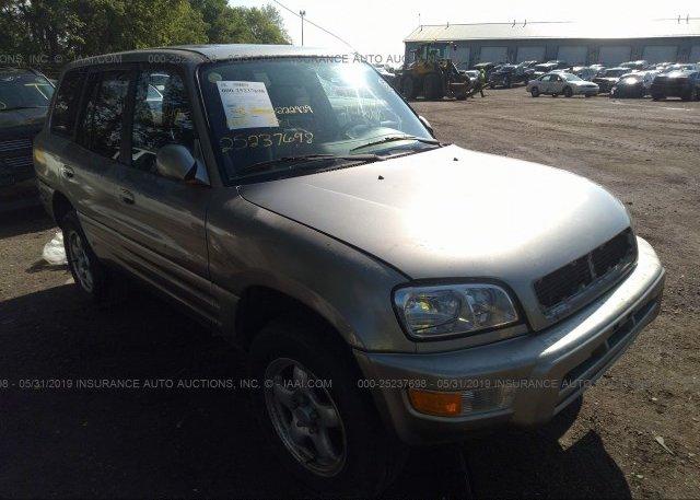 Inventory #999832744 2000 Toyota RAV4