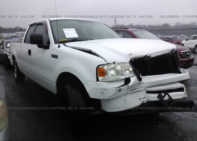 Inventory #800326943 2007 FORD F150