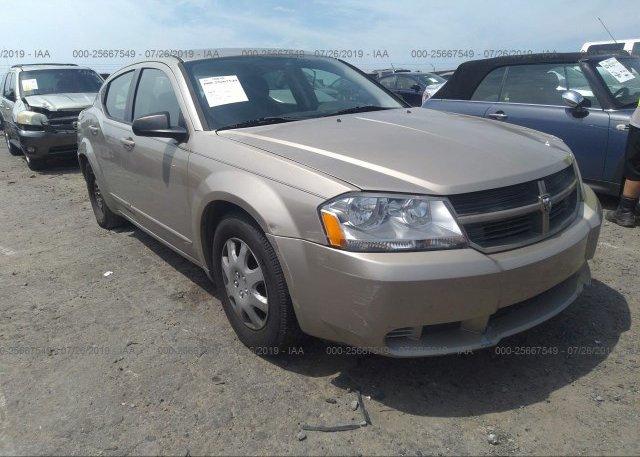 Inventory #651569072 2009 Dodge AVENGER