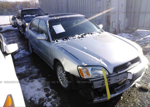 Inventory #316536737 2004 Subaru LEGACY