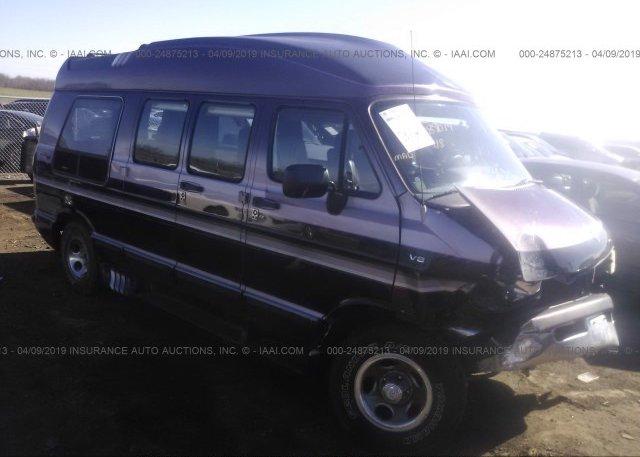 Inventory #664274810 1995 Dodge RAM VAN