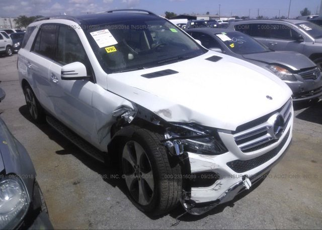 Inventory #535988422 2018 MERCEDES-BENZ GLE