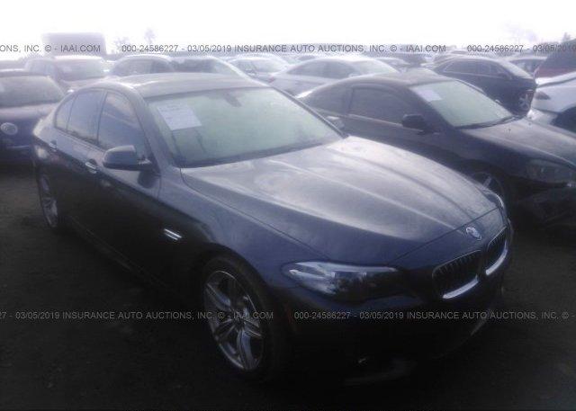Inventory #766156776 2016 BMW 535