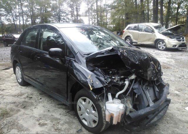 Inventory #862525932 2011 Nissan VERSA