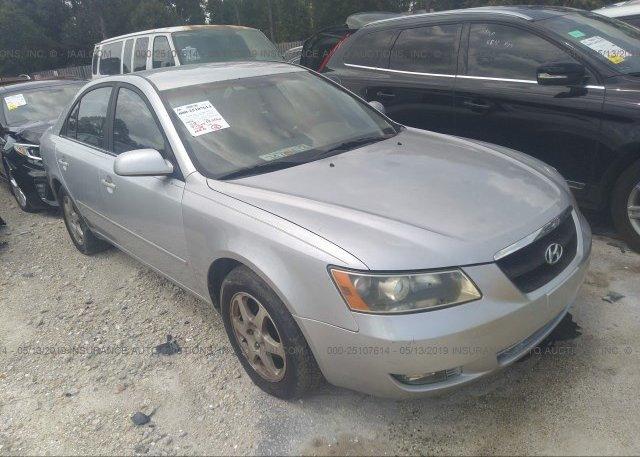 Inventory #941484317 2006 Hyundai SONATA