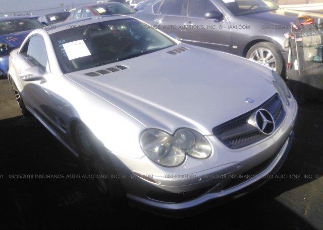 Inventory #631288263 2003 Mercedes-benz SL