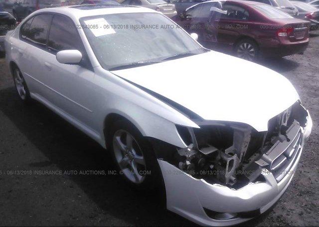 Inventory #147227564 2009 Subaru LEGACY