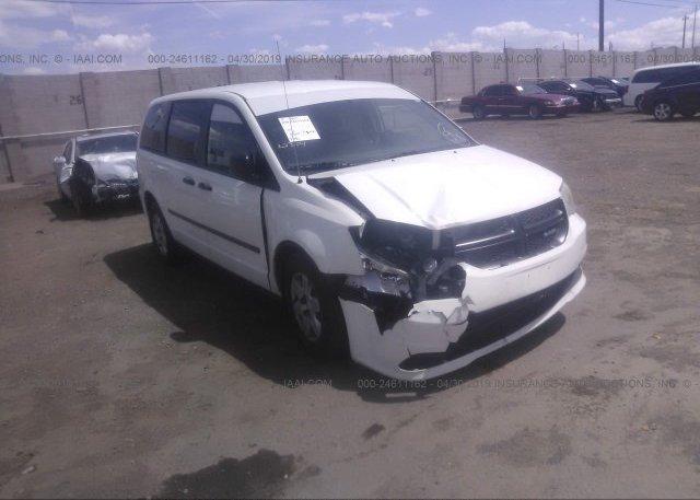 Inventory #849088250 2012 Dodge RAM VAN