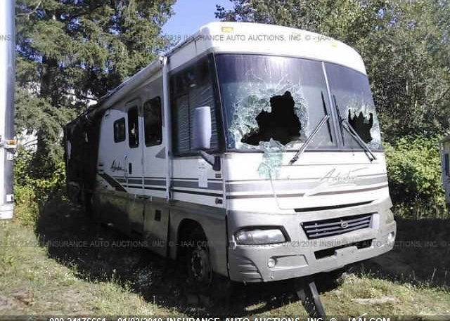 Inventory #961053953 2003 WORKHORSE CUSTOM CHASSIS MOTORHOME CHASSIS